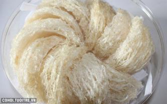 Khuyến mãi lớn, yến sạch lông và còn lông (Khánh Hòa)