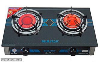 Bếp gas hồng ngoại BlueStar NG-5770C - tiết kiệm gas