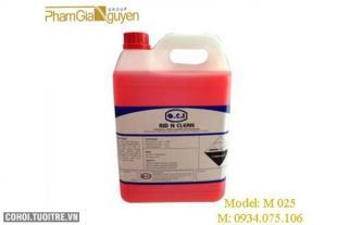 Hóa chất tẩy gỉ sắt Ogosin Rid - Clean