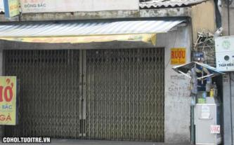 Nhà mặt tiền đường Nguyễn Tất Thành quận 4
