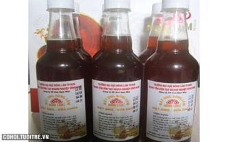 Mật ong nguyên chất Nông Lâm - Đại học Nông Lâm Tp.HCM
