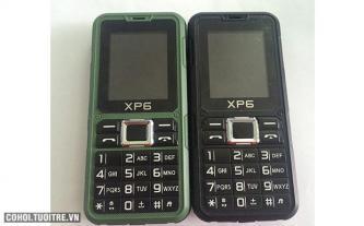 Điện thoại chống nước Land Rover XP6