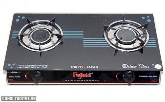 Bếp gas dương hồng ngoại Fujishi FR-378HN