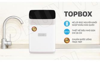 Máy lọc nước RO để bàn, gầm tủ KAROFI TOPBOX T-i146
