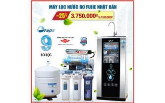 Máy lọc nước FujiE RO-09UV CAB 9 cấp độ lọc