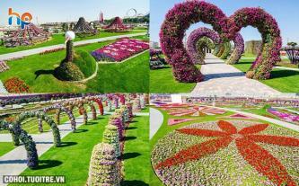 Du lịch Dubai - Abu Dhabi 05 ngày Tết Nguyên đán 2016