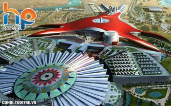 Du lịch Dubai - Abu Dhabi 4 ngày - Tết 2018