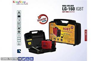 Máy hàn điện tử Legi LG-160 IGBT