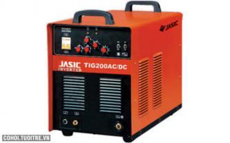 Máy hàn nhôm Jasic TIG-200 ACDC R64, giá tốt