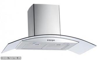 Máy hút mùi bếp kính cong Kaff KF-GB 905