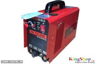 Máy hàn điện tử Hồng Ký Inverter HK TIG 200E - 220V