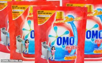 Nước giặt OMO Matic - Thùng 40 gói 200g