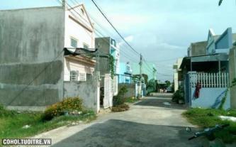 Đất nền giá rẻ đường Nguyễn Xiển phường Long Bình quận 9