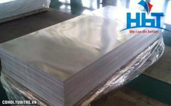 Sản phẩm nhôm tấm hợp kim dùng trong ngành công nghiệp