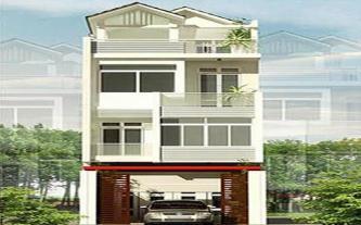 Cho thuê nhà trên đường Phan Kế Bính