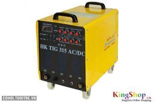 Máy hàn điện tử Hồng Ký Inverter HK TIG 315 - 318V (AC/DC)