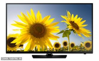 Tivi LED Samsung 40inches Full HD phát USB đa định dạng