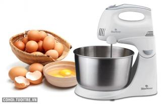 Máy đánh trứng để bàn có tô Bluestone HMB-6381W