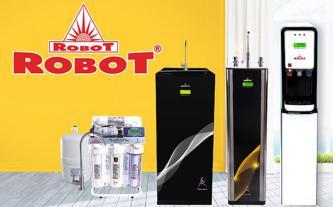 Tưng bừng ra mắt máy lọc nước ROBOT mới bộ vi mạch và LCD chỉ 2.950.000đ