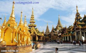 Hành hương 4 nước campuchia - thái lan - myanmar - lào