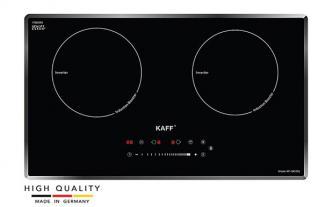 Bếp đôi điện từ Kaff KF-3850SL nhập khẩu từ Đức