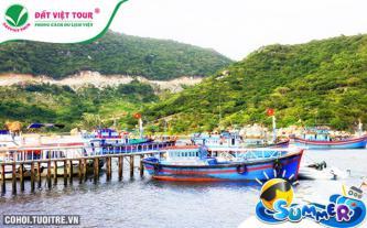 Tour Ninh Chữ, Vĩnh Hy, Nhị Bình lễ 30/4, 3N3Đ