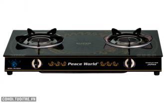 Bếp gas hồng ngoại cao cấp IC Peace World – PW 7650 iHN