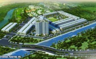 Đất nền dự án Cát Tường Phú Thạnh - Long An