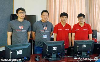 SV ĐH Duy Tân nằm Top 10 tại Cuộc thi HITB GSEC 2016