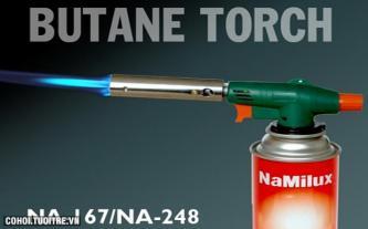 Đèn khò gas Namilux NA-167