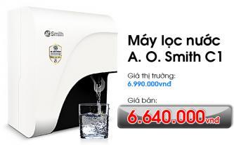 Máy lọc nước A. O. Smith C1