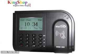 Máy chấm công bằng thẻ cảm ứng Wise Eye WSE-300
