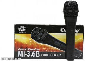Bộ 2 micro karaoke Arirang Mi-3.6B