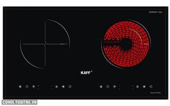 Bếp điện từ hồng ngoại đôi Kaff KF-073IC