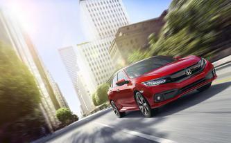 Honda Việt Nam giới thiệu phiên bản mới Honda Civic 2019