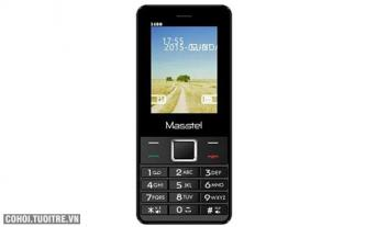 Masstel i400 là điện thoại pin khủng, sạc cho máy khác