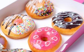 Khuôn bánh donut