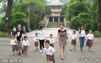Mầm non APC, môi trường giáo dục toàn diện cho trẻ