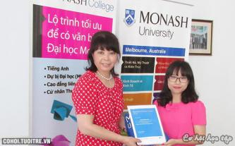 Khởi động Monash Brilliant Contest, cơ hội du học Úc