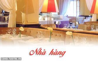 Dịch vụ setup Nhà hàng, Khách sạn, Bar, Café, Karaoke