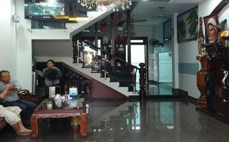 Cho thuê nhà khu dân cư 6B Intresco, huyện Bình Chánh
