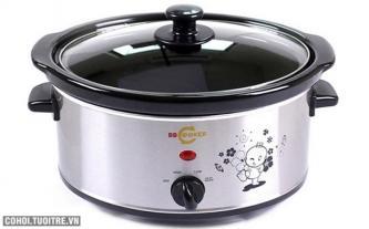 Nồi nấu cháo cho bé ăn dặm Hàn Quốc BBCooker BS 35