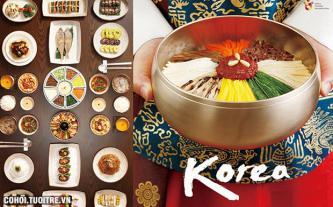 Gia vị chủ đạo trong các món ăn Hàn Quốc