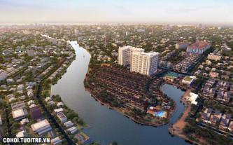 Flora Fuji, condominium 3 mặt hướng sông - lựa chọn thông minh