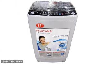 Mua máy giặt Fujiyama 12Kg giá sốc giảm ngay 3 triệu đồng