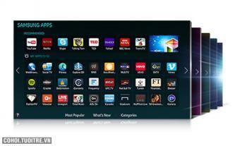 Đổi Tivi cũ bất kỳ lấy Tivi Samsung 40inch kết nối Internet