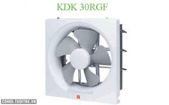 Quạt thông gió gắn tường KDK 30RGF