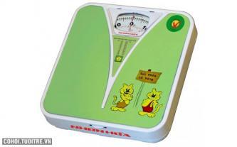 Cân sức khỏe Nhơn Hòa 120kg NHHS-120-K7