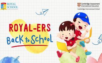 Royal School 'khai trường' theo cách đặc biệt giữa mùa giãn cách