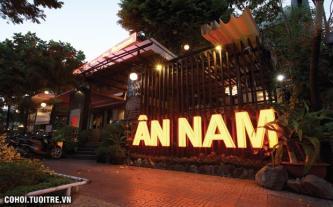 Ân Nam Coffee tưng bừng ưu đãi